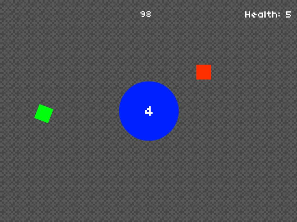 A game about defending the core