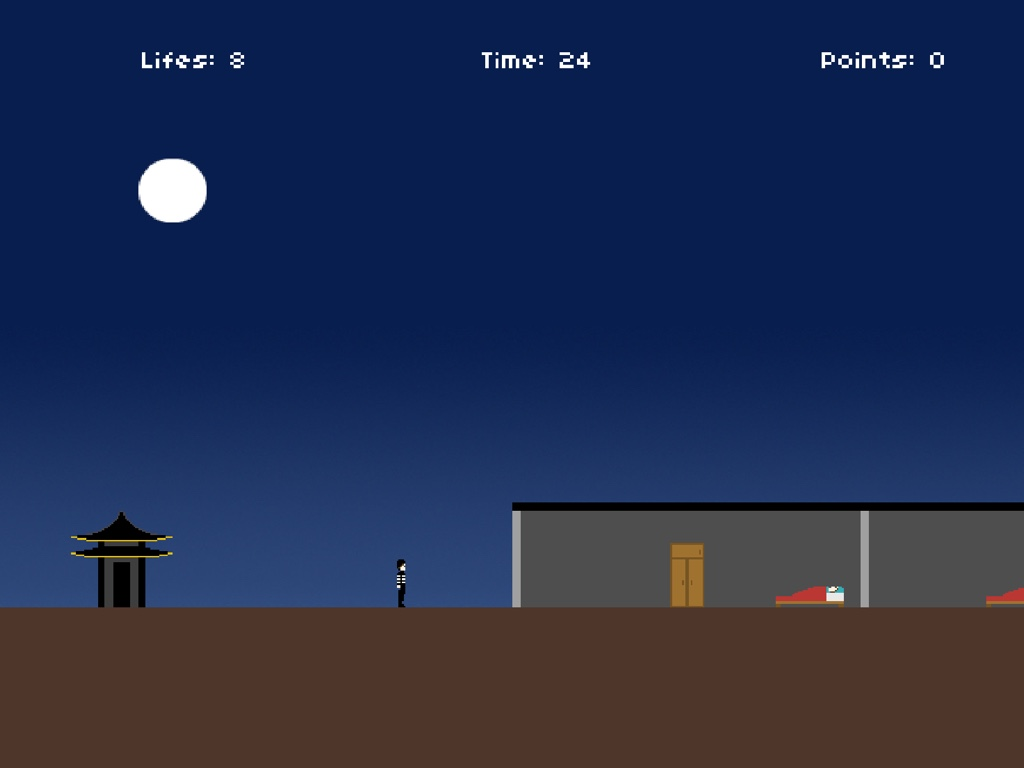 A game about sneaking and taking the loot