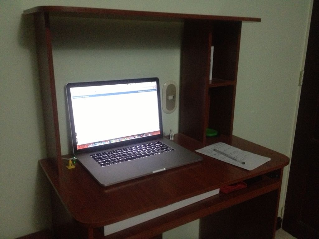 Ludum dare 25 workspace rukbotto